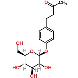 Glucósido de framboesa cetona