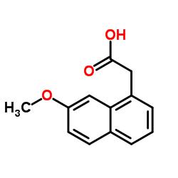 2-(7-Methoxynaphthalen-1-yl)Acetic Acid CAS:6836-22-2