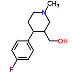 4-(4-Fluorophenyl)-3-HydroxyMethyl-1-Methyl-Piperidine CAS:109887-53-8