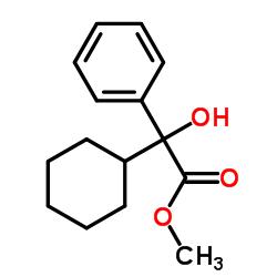Methyl 2-cyclohexyl-2-hydroxy-2-phenylacetate CAS:10399-13-0