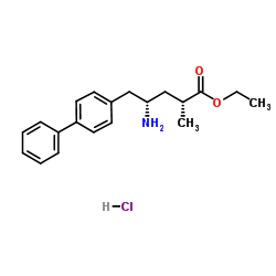 Cloridrato de (2R, 4S) -etil 5 - ([1,1'-bifenil] -4-il) -4-amino-2-metilpentanoato