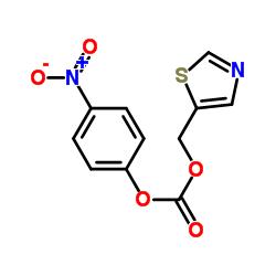 ((5-Thiazolyl)methyl)-(4-nitrophenyl)carbonate CAS:144163-97-3