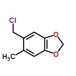 5- (clorometil) -6-metil-1,3-benzodioxole