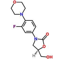 (R)-3-(3-Fluoro-4-morpholinophenyl)-5-(hydroxymethyl)oxazolidin-2-one