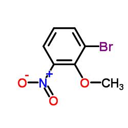 1-Bromo-2-Methoxy-3-Nitro-Benzene CAS:98775-19-0
