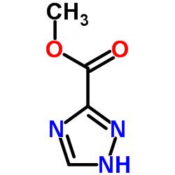 메틸 1H-1,2,4- 트리아 졸 -3- 카르 복실 레이트