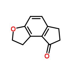 1,2,6,7-tetrahydrocyclopenta[e][1]benzofuran-8-one CAS:196597-78-1
