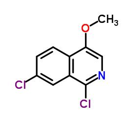 1,7-dichloro-4-methoxy-isoquinoline CAS:630423-36-8