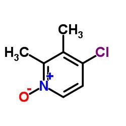 4-Chloro-2,3-Dimethylpyridine 1-Oxide CAS:59886-90-7