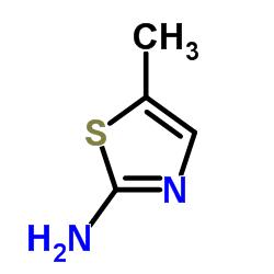 2-Amino-5-methylthiazole CAS:7305-71-7