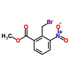 Methyl 2-Bromomethyl-3-Nitrobenzoate CAS:98475-07-1