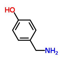 4-Hydroxybenzylamine CAS:696-60-6