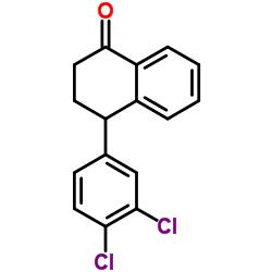 4-(3,4-Dichloro Phenyl)-Tetralone CAS:79560-19-3