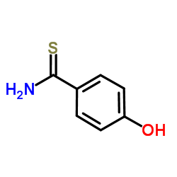 4-Hydroxybenzothioamide CAS:25984-63-8
