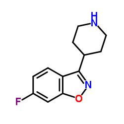 6-Fluoro-3-(4-piperidinyl)-1,2-benzisoxazole CAS:84163-77-9