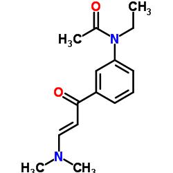 N-Ethyl-N-3-((3-Dimethylamino-1-Oxo-2-Propenyl)Phenyl)Acetamide CAS:96605-66-2