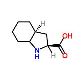Octahydro-1H-indole-2-carboxylic acid CAS:80828-13-3
