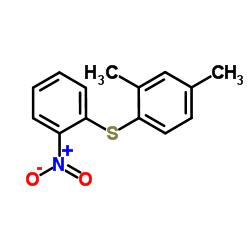 2,4-Dimethyl-1-[(2-nitrophenyl)thio]benzene CAS:1610527-49-5