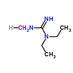 1,1-diethylguanidine,hydrochloride CAS:1114-39-2