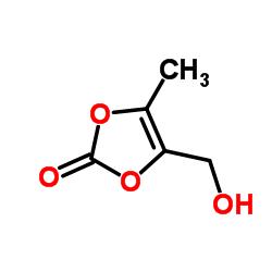 4-(Hydroxymethyl)-5-methyl-1,3-dioxol-2-one CAS:91526-18-0