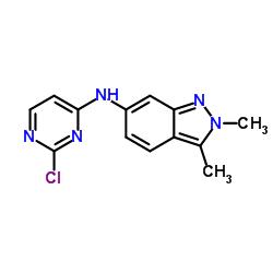 N- (2- 클로로 피리 미딘 -4- 일) -2,3- 디메틸 인다 졸 -6- 아민