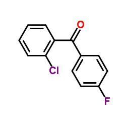 (2-chlorophenyl)-(4-fluorophenyl)methanone CAS:1806-23-1