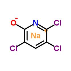 3,5,6-Trichloropyridin-2-ol Sodium CAS:37439-34-2