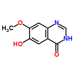 6-hydroxy-7-methoxy-1H-quinazolin-4-one CAS:179688-52-9