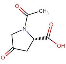 N- 아세틸 -4- 옥소 -L- 프롤린