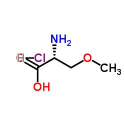 (R) -2- 아미노 -3- 메 톡시 프로판 산 히드로 클로라이드