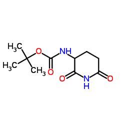 3-boc-amino-2,6-dioxopiperidine CAS:31140-42-8