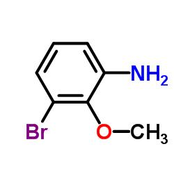 3-Bromo-2-methoxyaniline CAS:116557-46-1