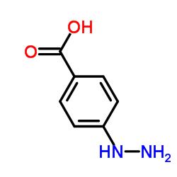 4-Hydrazinobenzoic acid CAS:619-67-0