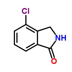4-chloro-2,3-dihydroisoindol-1-one CAS:871723-37-4