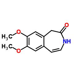 7,8-Dimethoxy-1,3-dihydro-2H-3-benzazepin-2-one CAS:73942-87-7