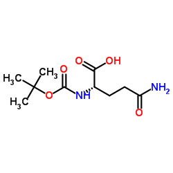 N- (tert- 부 톡시 카르 보닐) -L- 글루타민