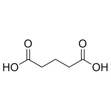glutaric acid CAS:110-94-1