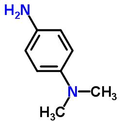 N,N-dimethyl-1,4-phenylenediamine CAS:99-98-9