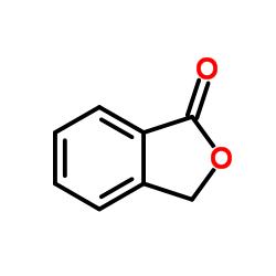 2-benzofuran-1(3H)-one CAS:87-41-2
