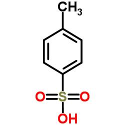 톨루엔 -4- 술폰산