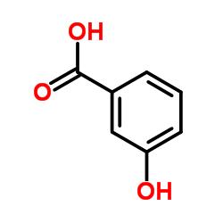 3-hydroxybenzoic acid CAS:99-06-9