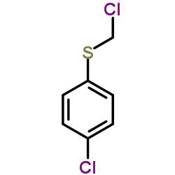 1-cloro-4- (clorometilsulfanil) benzeno