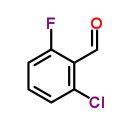 2-Chloro-6-fluorobenzaldehyde CAS:387-45-1