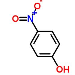 4-nitrophenol CAS:100-02-7