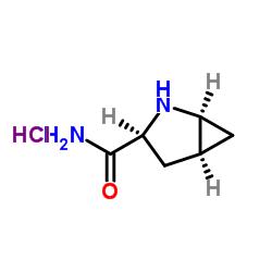 Cloridrato de (1S, 3S, 5S) -2-azabiciclo [3.1.0] hexano-3-carboxamida