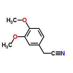 3,4-Dimethoxyphenylacetonitrile CAS:93-17-4