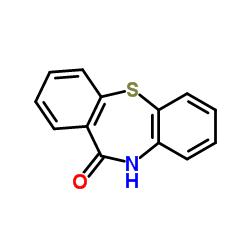 10,11- 디 하이드로 -11- 옥소 디 벤조 [b, f] [1,4] 티아 제핀