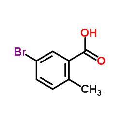 5-Bromo-2-methylbenzoic acid CAS:79669-49-1