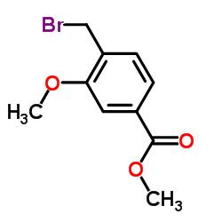 Methyl 4-(bromomethyl)-3-methoxybenzoate CAS:70264-94-7