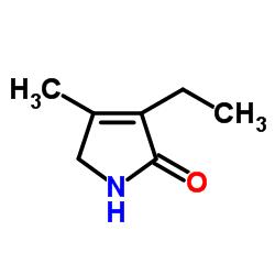3-Etil-4-metil-3-pirrolin-2-ona